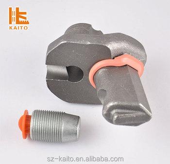 bits picks teeth Holder For Road Milling Machine