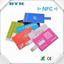 1GB 2GB 4GB 8GB 16GB memory customized logo design business bulk usb flash drive credit shape card USB2.0