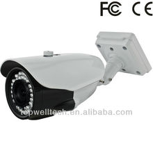 40M night vision 1/3Sony CCD bullet Camera 700tvl IR waterproof 4-9mm varifocal lens pipe inspection camera