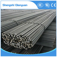 BS4449 ASTM A615 deformed steel bar grade 40, 12mm iron bar price
