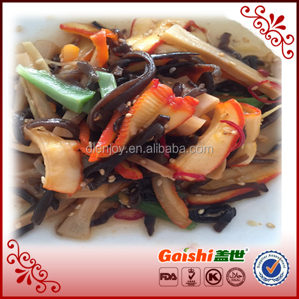 2017 frozen squid salad made in china beat selling