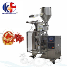 Automatic Rice, Popcorn, Nut, Peanut and Dried fruit Packing Machine