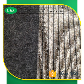 Factory Price Carpet Base and Secondly backing Fabric