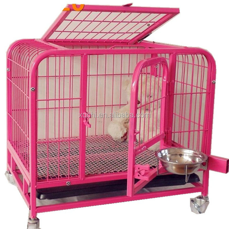 Wholesale Wheeled Dog Crate In low factory price