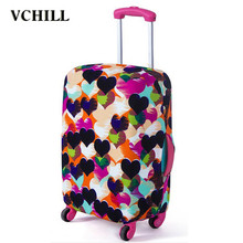 hard case abs travel luggage bag cover
