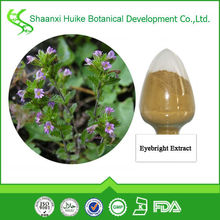 Pure Natural herb medicine for curing eye sight diease with Eyebright extract 10:1 powder