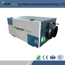 Air Circulation Ceiling Heat Recovery Ventilator With DC Brushless Motor