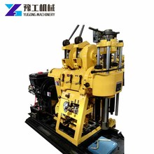 China Price Borehole Water Well Drilling Rig excavator mounted drilling rig