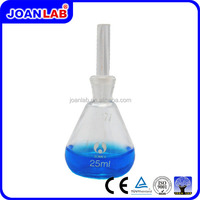 JOAN LAB Boro3.3 Glass Specific Gravity Bottle for Lab Use