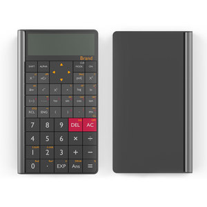 10 Digit Hand Hold Multi Function New Model Smart Thin Scientific Calculator