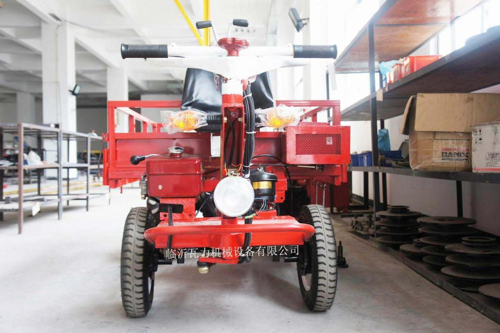 Sugarcane diesel engine transfer vehicle