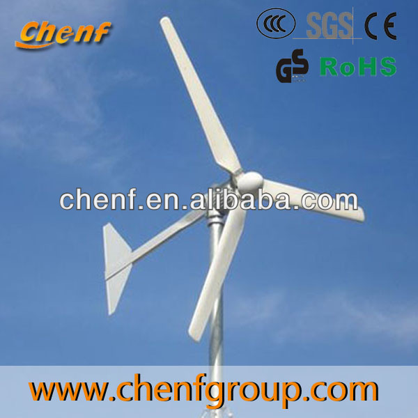 1kw 2kw 3k 5k 10k 20kw Horizontal Axis Wind Generator For Camping