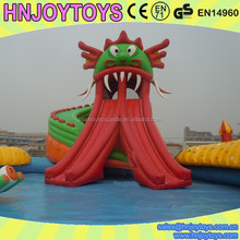 New Giant Inflatable Water Park For 2016,HNJOYTOYS Water Park Projects