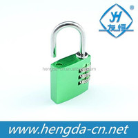 padlock combination good color and quality ningbo lock