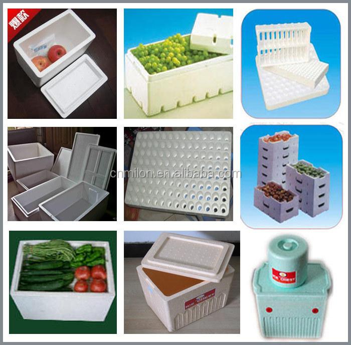 Milon stable styrofoam eps production line for icf block for Icf blocks for sale