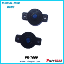 Pressure angle 20 degree Plastic low noise vibration rubber buffer for coffee machine
