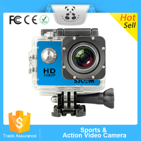 SJ4000 High Definition Single Shot / Self-timer Mode Waterproof Sport Action HD Camera