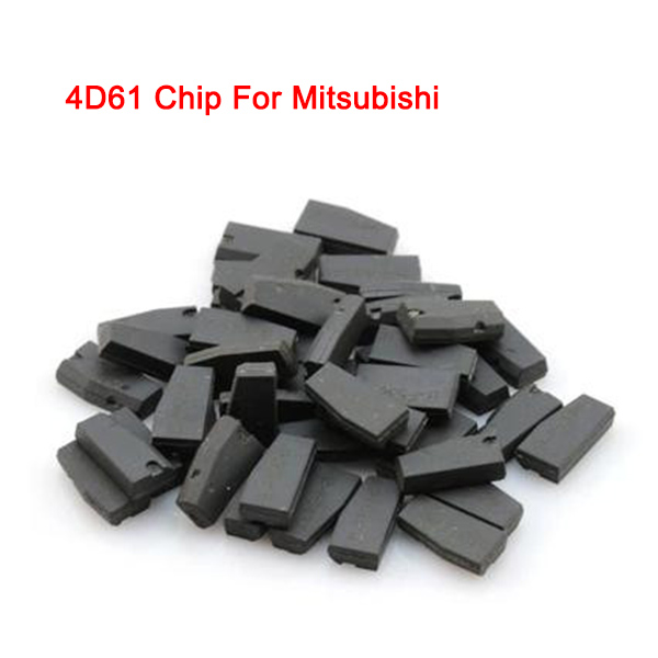 High quality 4D61 car key transponder chip carbon transponder chip for Mitsubishi