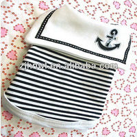 Small dog pet clothing/Navy costume Sailor T-shirts