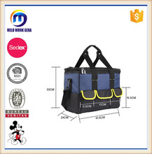 Trade Assurance Over $32000 600d Oxford Or Leather Muti-pockets Cheap Waist Electrician Tool Bag With Belt,