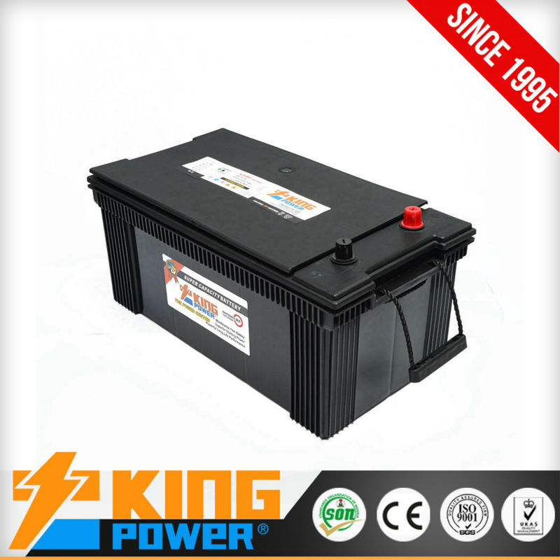 Korea design car batteries manufacturer N200MF