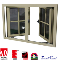 Safety new aluminium window grill design latest window grill design with AS2047