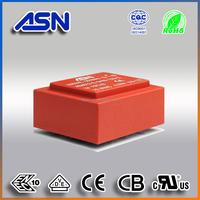 CE approved step down encapsulated transformer EI48 Series EI48/12