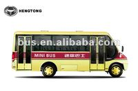6.5 METER FRONT DIESEL ENGINE MINI BUS (MODEL CKZ6650D)