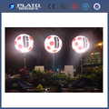 stand advertising balloon, led light decoration balloon, inflatable halogen balloon