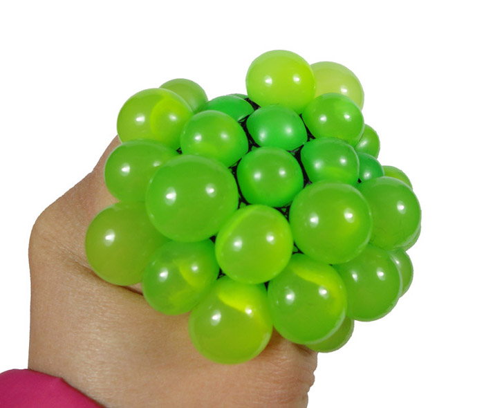 Funny creative water <strong>ball</strong> April fools' day rubber <strong>ball</strong> grape vent toy venting <strong>ball</strong>