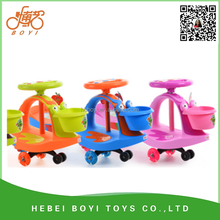 newest ride toy for children very cheap kids swing car for 3-8 years old children