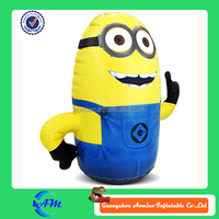 customized large inflatable minion giant inflatable minion for advertising