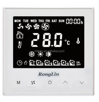 RL301 Digital HVAC Thermostat