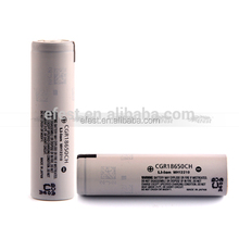 Wholesale Japen sell Gray CGR18650CH 18650 3.6V Li-ion rechargeable 2250mAH battery