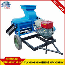Agricultural equipment corn maize thresher power thresher