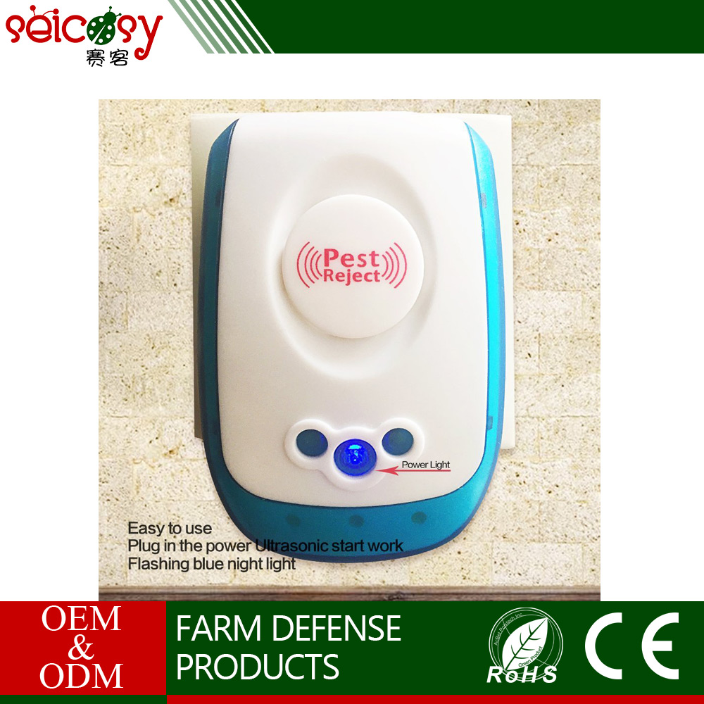 Widely Effective Ultrasonic Pest Control Repel Bat Mouse Device