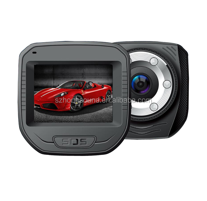 Sound and Video Record Full High Definition DVR Car Camera