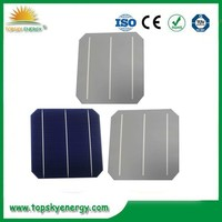 Taiwan A grade mono 6inch solar cell for cheap sale