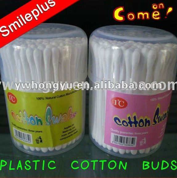 medical cotton swab stick