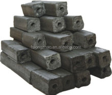 White Ash Barbebcue Charcoal / Sawdust Briquette Charcoal