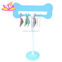 Hot new product for 2015 Wholesale pet dog clothes hanger,Pet Hanger With High Quality,Fashion modern wooden pet hanger W06F009B