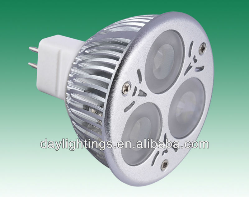 CE&Rohs 3x2W mr16 led spotlight