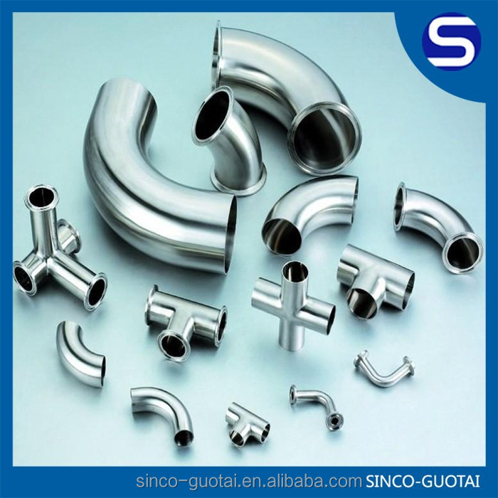 304 316 sanitary stainless steel pipe 3a pipe 3a fitting