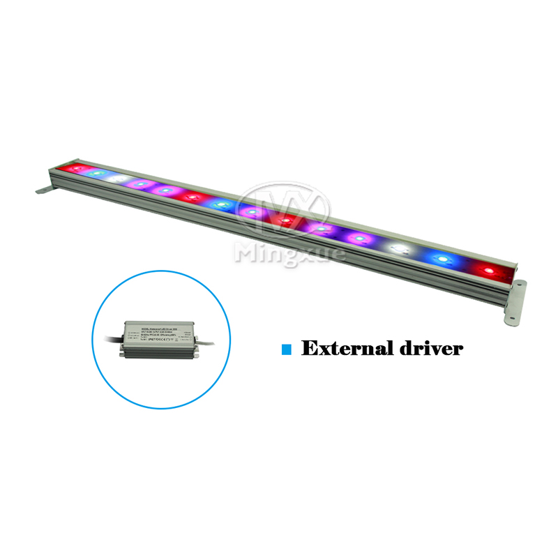 60W LED Grow Lights Hard Bar For Hydroponic Systems Plants Grow