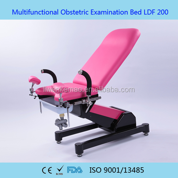 Electric Operating gyn exam table LDF-100