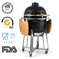 2017 Auplex High Quality Ceramic Kamado BBQ/Charcoal Smoker Grill for Sale