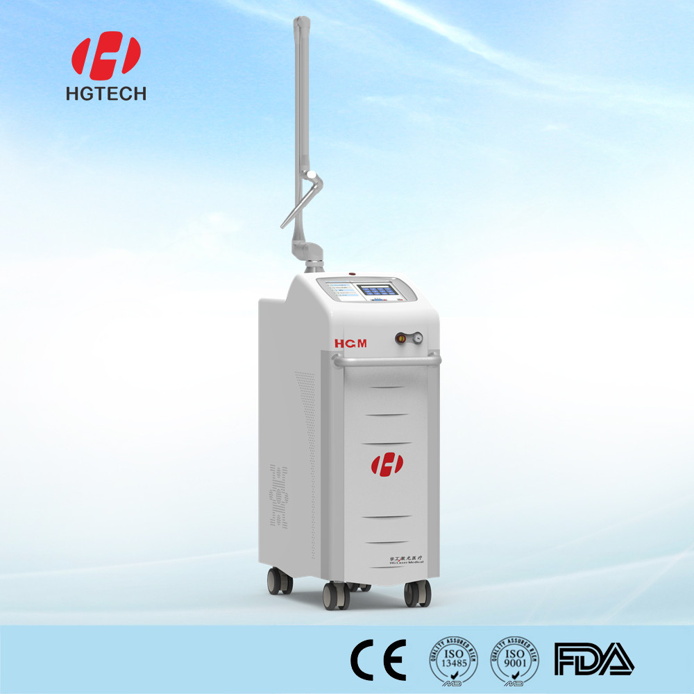 Facial beauty instrument eyes free wrinkle ,Pore Remover q switch nd yag laser machine