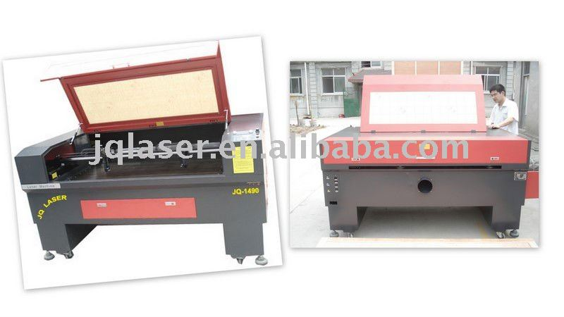 High precision CO2 laser engraving or cutting machine-JQ1490 wit CE