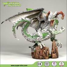 Park Decoration Resin Dragon Statues