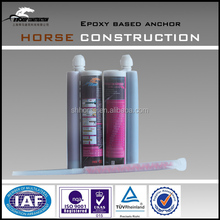 high strength injecting type epoxy anchor bolt anchorage glue
